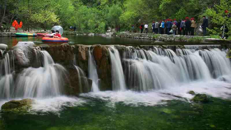 (黄莎)记者从栾川县旅游工作委员会获悉,5月19日至5月24日,
