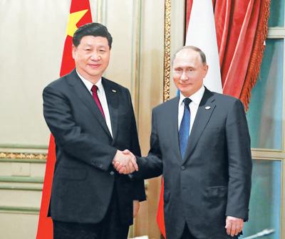 bobapp下载:习近平会见俄罗斯总统普京